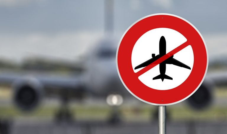 Travel bans and port restrictions as of 11/05/2020