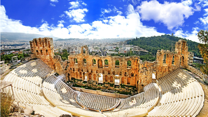 The Best 5 Cultural Cities in the Mediterranean